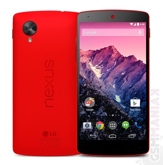 Google Nexus 5 / fot. LG