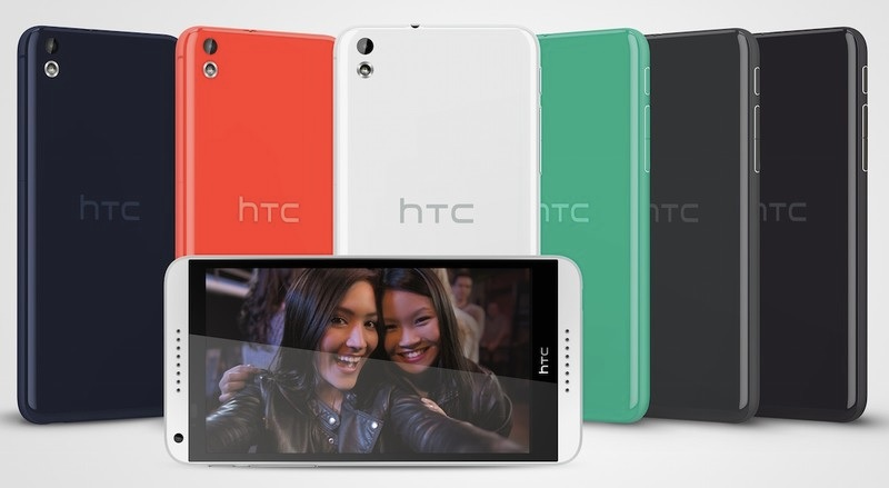 HTC Desire 816 / fot. producenta