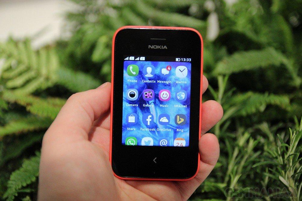 Nokia Asha 230 / fot. gsmManiaK.pl