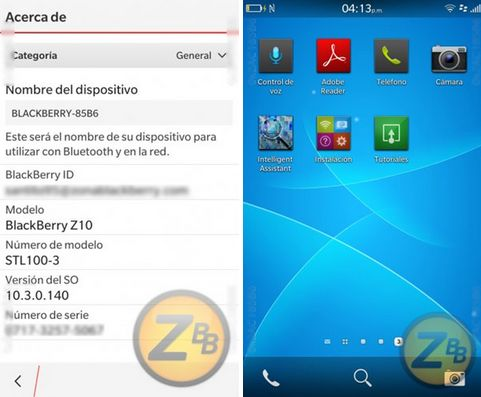 BlackBerry 10.3, fot. zonablackberry.com.ve/forum/