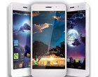 2-rdzeniowy procesor 4-rdzeniowy procesor Android 4.2 telefon z Dual SIM