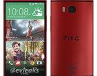 HTC One M8 w czerwonej wersji