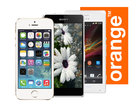 "4.5-calowy wyświetlacz abonament w Orange Apple iPhone 5S w Orange Nokia Lumia 520 w Orange oferta Orange Samsung Galaxy S4 Mini w Orange smartfon z ekranem 4.5"" Sony Xperia M w Orange Sony Xperia Z1 Compact w Orange"