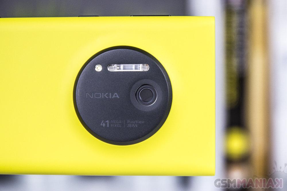 Nokia Lumia 1020 / fot. gsmManiaK.pl