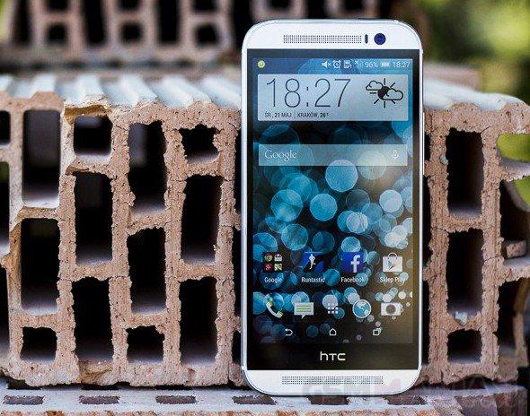 HTC One M8 / fot. gsmManiaK.pl