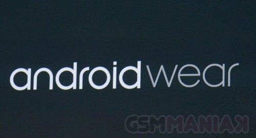 Android zegarek