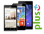 Telefon w Plus - abonament około 70 zł (lipiec 2014)