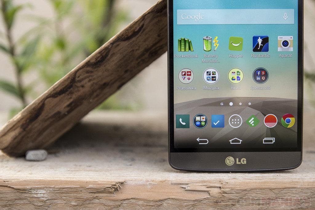 LG G3 / fot. gsmManiaK.pl