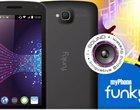 myPhone Funky. 4-calowy smartfon z Androidem 4.4 Kitkat za 339 zł!