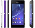 4G LTE ant+ Bluetooth 4.0 LE GPS Sony Xperia M2 Sony Xperia M2 Aqua wodoodporność