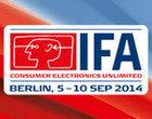 IFA 2014. nowe telefony nowości na IFA światowe premiery targi berlińskie targi elektroniki konsumpcyjnej
