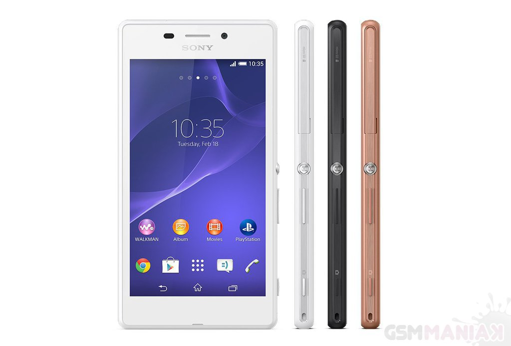 Sony Xperia M2 Aqua / fot. Sony