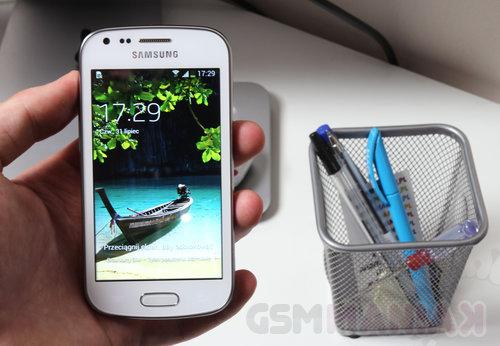 Samsung galaxy trend plus w naszej redakcji co chcecie wiedzie - Prix du samsung galaxy trend lite ...