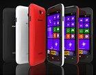 4-calowy wyświetlacz 5-megapikselowy aparat ARM Qualcomm Snapdragon 200 Dual-SIM dwurdzeniowy procesor Windows Phone 8.1
