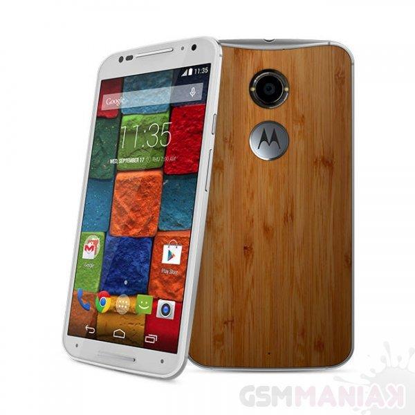 Motorola Moto X (2nd Gen.) / fot. Motorola