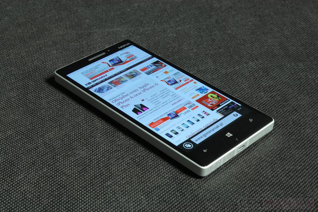 Nokia Lumia 930 / fot. gsmManiaK.pl