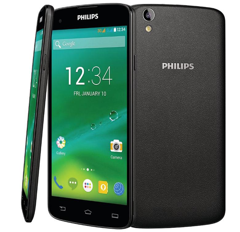 Philips I908 na oficjalnym zdjeciu / fot. FoneArena