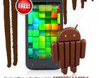 aktualizacja oprogramowania Google Android 4.4 Kitkat nowe funkcje nowy soft