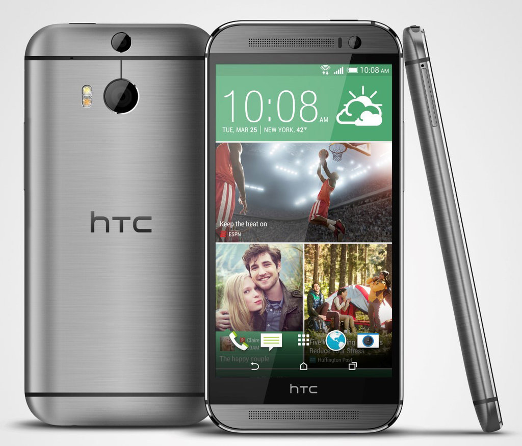 HTC One M8 / fot. Smartfan