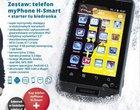 myPhone w Biedronce promocje w BIedronce smartfon z IP67 wytrzymały smartfon