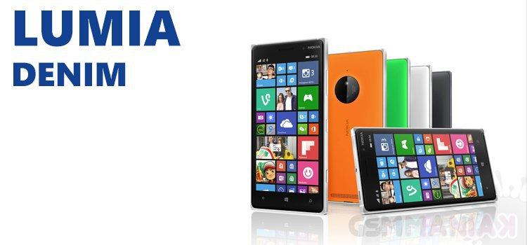 Lumia Denim / fot. Microsoft