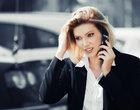 biznes biznesowy smartfon smartfon dla biznesmena