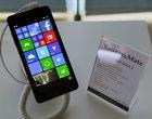 4-rdzeniowy procesor 4.7-calowy wyświetlacz 8-megapikselowy aparat ARM Qualcomm Snapdragon 200 Dual-SIM Windows Phone 8.1