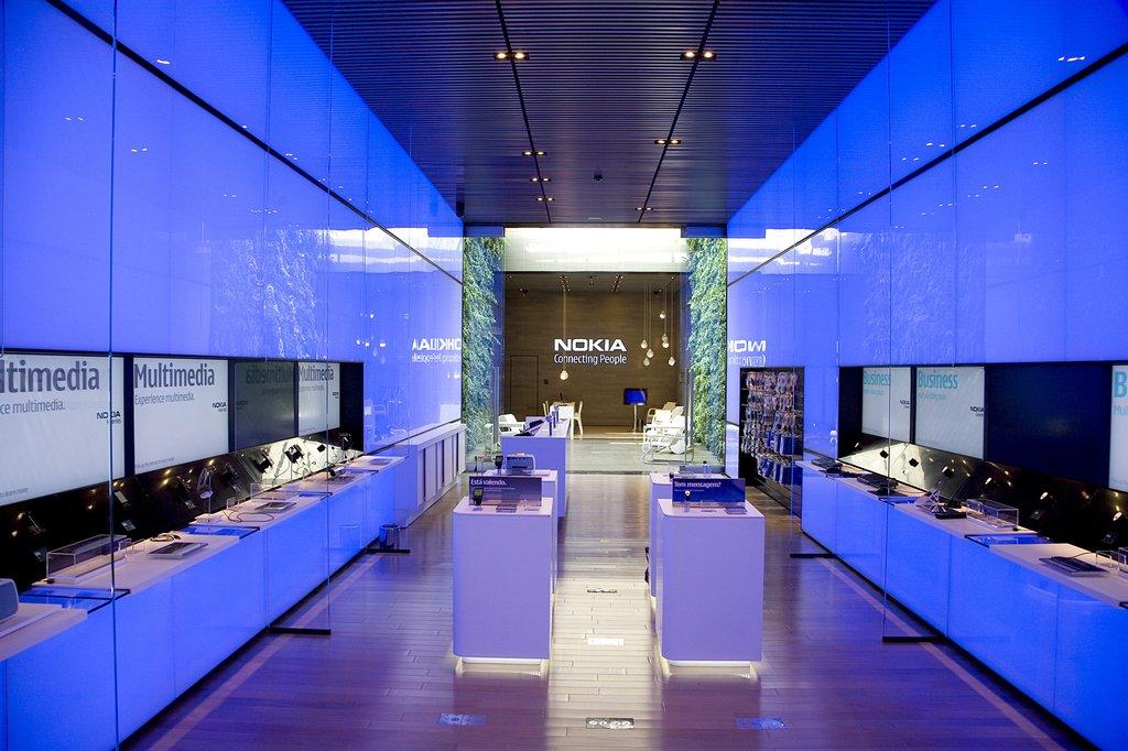 Sklep Nokia w Sao Paulo / fot. Wikipedia