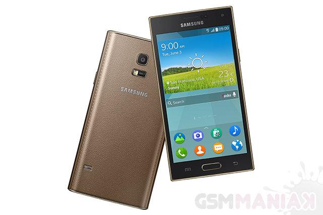 Samsung Z z Tizen OS / fot. Samsung