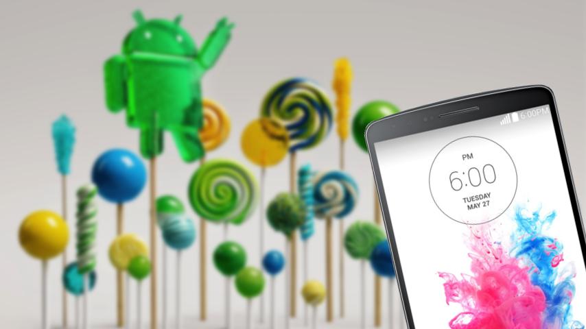 Android 5.0 Lollipop już wkrótce dla LG G3 / fot. lifesgoodblog
