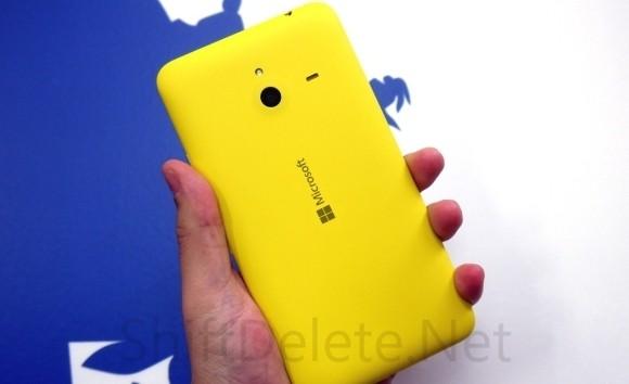 Lumia 1330(?) / fot. ShiftDelete.net