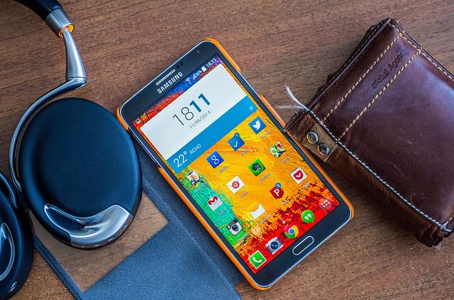 Galaxy Note 3/ fot. Flickr by Sergey Galyonkin