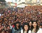 Największe selfie na świecie wykonano za pomocą Lumii 730
