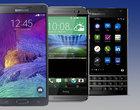 10 najlepszych smartfonów najbardziej wydajny smartfon najlepsze na rynku najlepsze smartfony 2014 najlepsze telefony 2014 najlepszy smartfon smartfon roku 2014