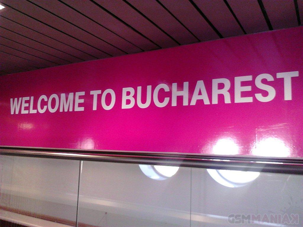 Lotnisko w Bukareszcie