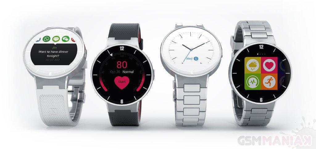 Alcatel OneTouch Watch / fot. Alcatel