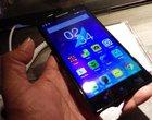 4-rdzeniowy procesor 5-calowy ekran 64-bitowy procesor 8-megapikselowy aparat android 4.4 kitkat CES 2015 modem LTE Snapdragon 410 Tani smartfon VIBE Ui 2.0