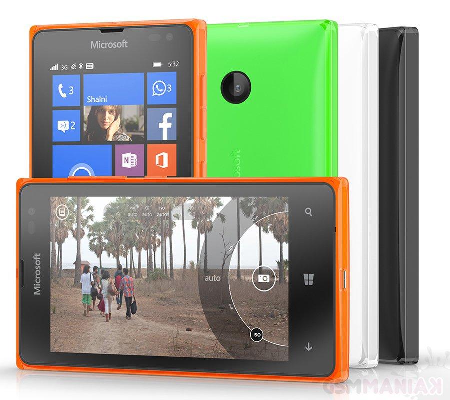Microsoft Lumia 532 / fot. Microsoft