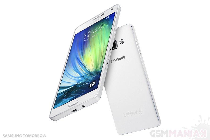 Samsung Galaxy A7 / fot. Samsung