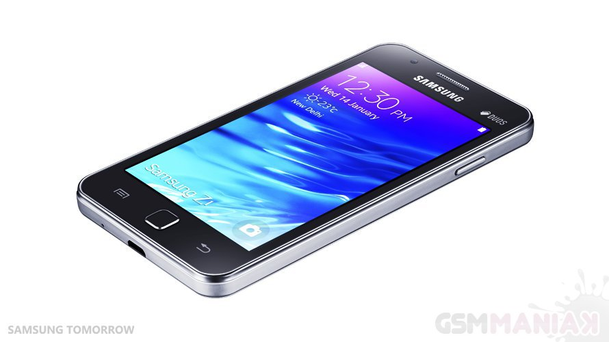Samsung Z1 / fot. Samsung