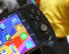 1920x1080 5.5-calowy ekran android 4.4 kitkat CES 2015 efekt 3D smartfon dla graczy Snail Games Snail Games W 3D