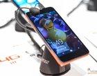 13-megapikselowy aparat 4-rdzeniowy procesor 5-calowy wyświetlacz 64-bitowy procesor ARM Qualcomm Snapdragon 410 CES 2015 materiał wideo modem LTE Windows Phone 10 Windows Phone 8.1