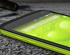 4.5-calowy wyświetlacz 5-megapikselowy aparat czterordzeniowy procesor IPX5 niedrogi smartfon nowy smartfon Allview Odporny smartfon smartfon z dual sim