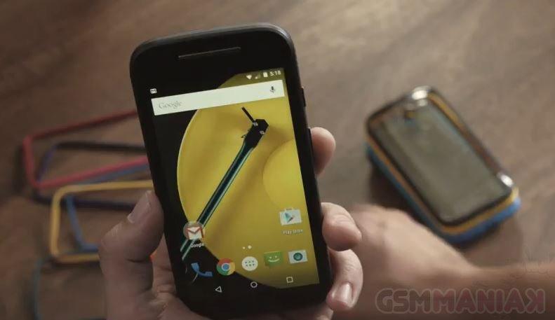 Motorola Moto E (2nd Gen.) / fot. Motorola
