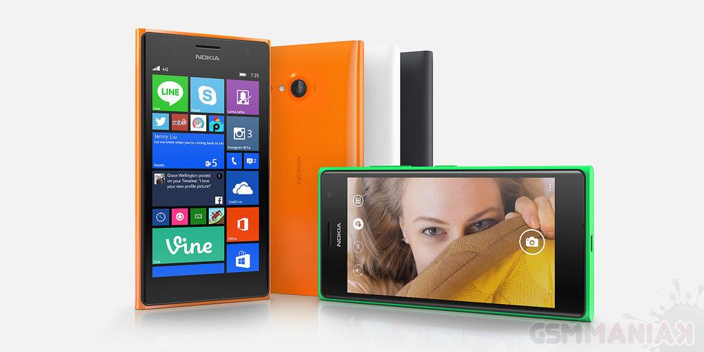 Lumia 735 to zwrot 200zł / fot. Microsoft