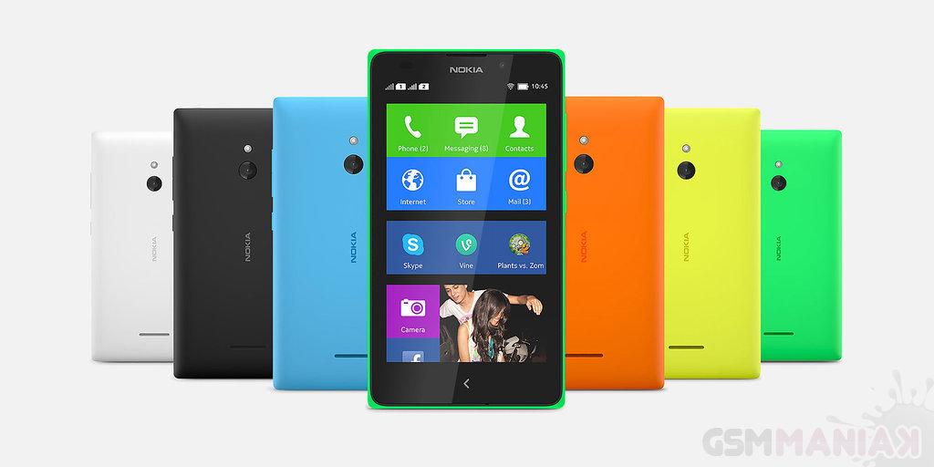 Nokia XL. Czy tak będzie wyglądać Lumia 640 XL? / fot. Microsoft