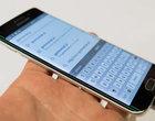 elastyczne ekrany Samsunga elastyczny wyświetlacz nowe rozwiązania Samsunga