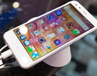 13-megapikselowy aparat 5.5-calowy wyświetlacz 64-bitowy procesor Android 5.0 Lollipop ARM Qualcomm Snapdragon 615 modem LTE MWC 2015 nowa wersja
