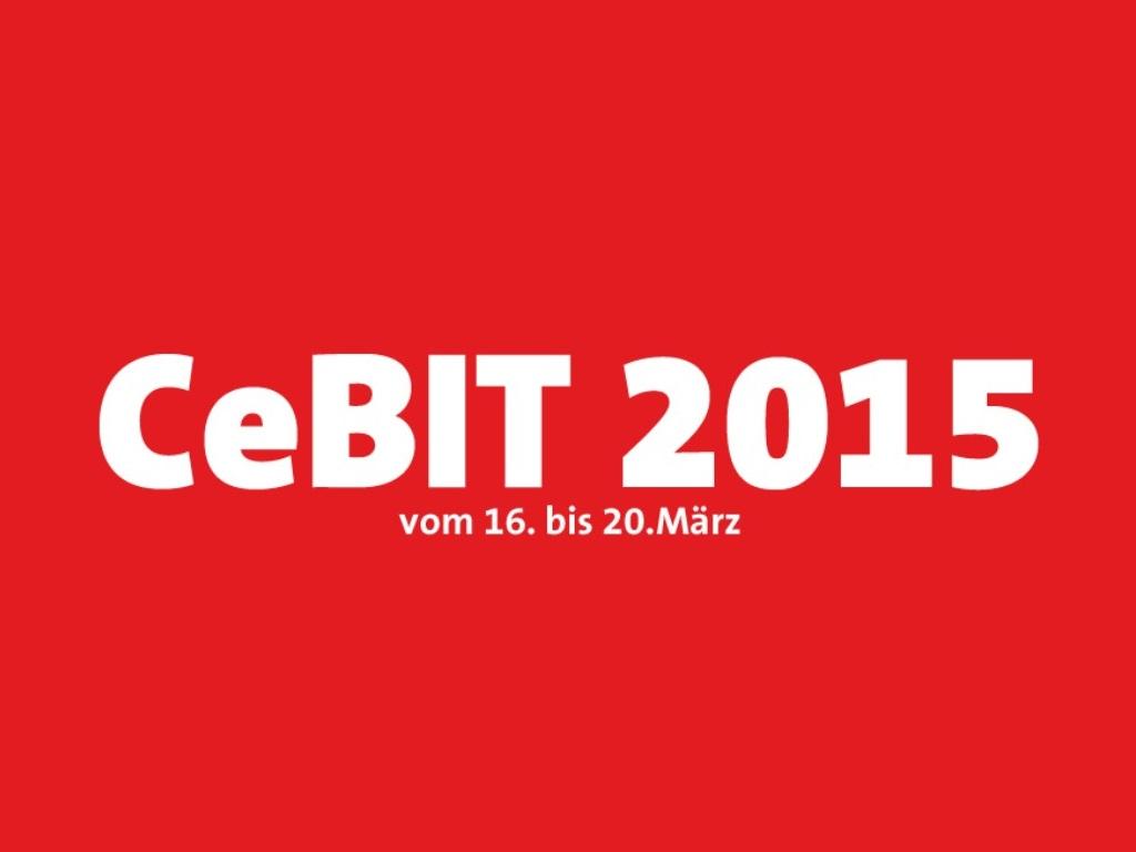Logo tegorocznych targów / fot. CeBIT