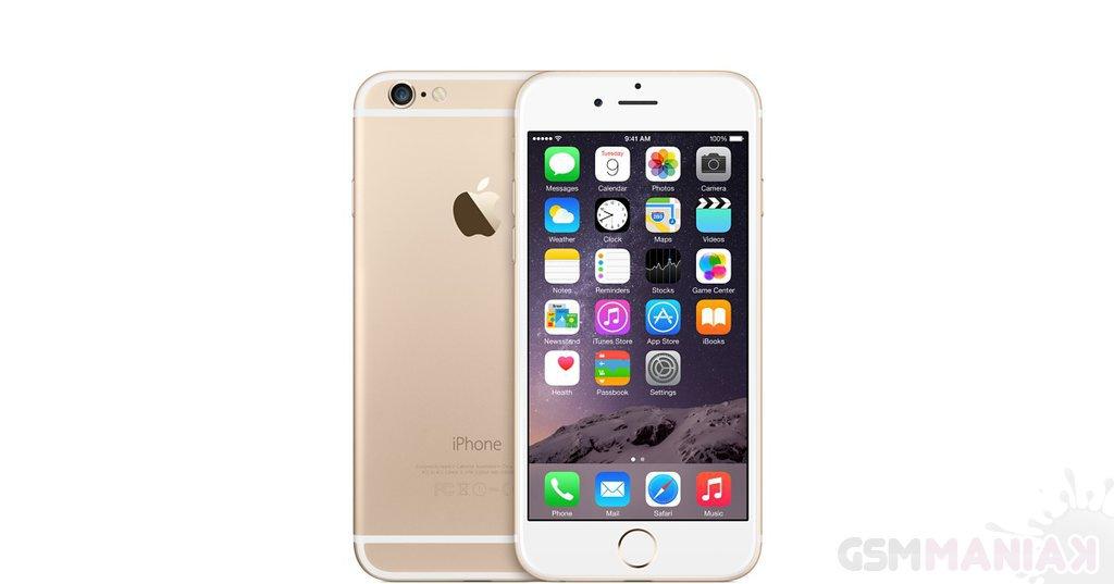 iPhone 6 / fot. Apple